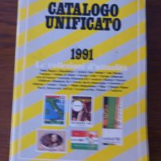 RFL carte filatelie ITALIA catalog specializat Unificato inclusiv Malta