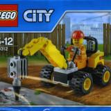 Lego 30312 Demolition Driller - LEGO City