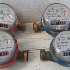Apometru Romstal apa calda/rece