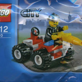 Lego 30010 Fire Chief - LEGO City