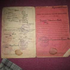 Ordin de chemare pentru mobilisare din contigentul 1901 c3