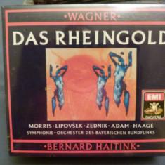 Wagner - Das Reingold - Bernard Haitink - Muzica Clasica emi records, CD