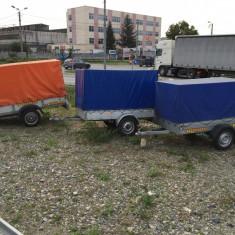 Inchiriez platforma remorca auto - Utilitare auto