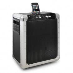 Skytec PA-201 activ cu stație de andocare iPOD baterie - Amplificator studio