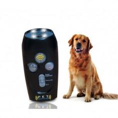 Dispozitiv de antrenat caini: Pet Command - Masina indoit