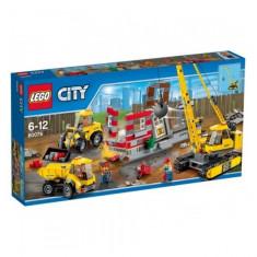 Santier de demolari 60076 City LEGO - LEGO City
