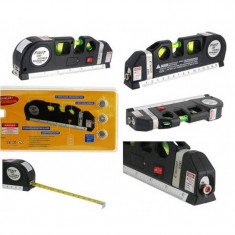 Nivela multifunctionala cu raza laser - Nivela laser cu linii