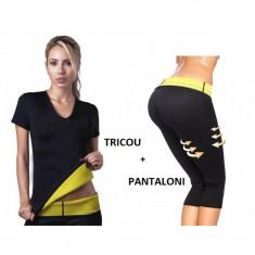 Pantaloni + Tricou Neopren