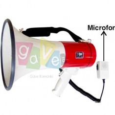 Portavoce-megafon manual SD-10sh-B cu microfon