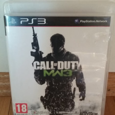 PS3 Call of duty Modern warfare 3 - joc original by WADDER - Jocuri PS3 Activision, Shooting, 18+, Multiplayer