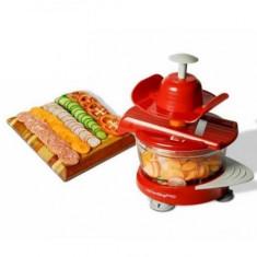 Kitchen King Pro: taie, marunteste, decojeste, amesteca - Multicooker