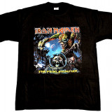 Tricou Iron Maiden - the final frontier, Marime: S, M, L