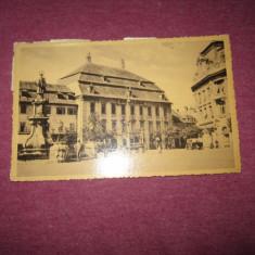 cp sibiu 1933 piata regele ferdinand circulata album 41