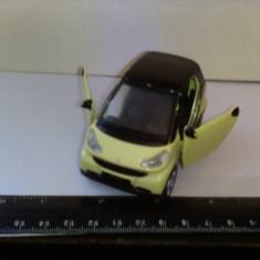 Bnk jc Maisto - Smart Fortwo - 1/32 - Macheta auto