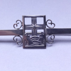 Brosa Veche Argint - Brosa argint
