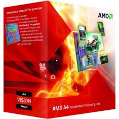 Procesor AMD Vision A4-4000 Richland Dual Core FM2 - Procesor PC