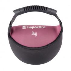Gantera neopren inSPORTline Bell 3kg, Sub 5, Gantere
