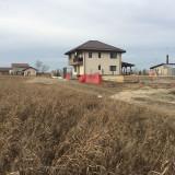 Comuna Berceni teren casa 442mp/utili - Teren de vanzare, Teren intravilan