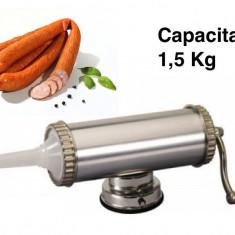 Masina de facut carnati sau lebar 1, 5 kg - Masina de Tocat Carne
