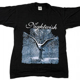 Tricou Nightwish - bufnita alba ( model 2 ), Marime: XXL