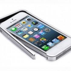 Bumper metalic pentru iPhone 5 - Bumper Telefon