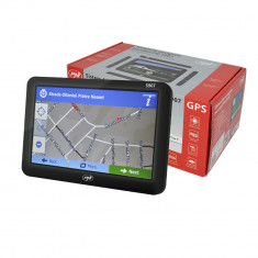 Resigilat : Sistem de navigatie portabil PNI S907 ecran 7 inch 800 MHz, 256M DDR3