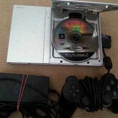 Sony playstation 2 ps2 ps 2complet+ 1 joc actiune impuscaturi sau aventura cadou