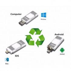 Unitate USB 16gb 3in1 - Stick USB, USB 3.0