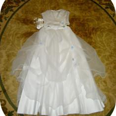 Rochie de mireasa din doua piese, marime universala, impecabila - Rochie de mireasa sirena