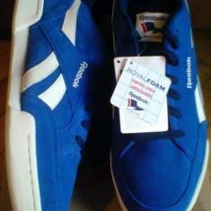 Adidasi Reebok Complete Pro Suede 46EU -piele naturala -produs original- IN STOC - Adidasi barbati, Culoare: Albastru, Piele intoarsa