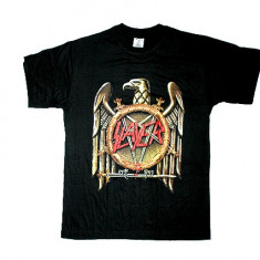 Tricou Slayer 180gr. - Iron Eagle, Marime: XL