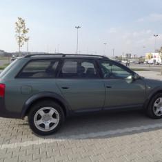 Audi allroad 4x4, An Fabricatie: 2002, Motorina/Diesel, 267000 km, 2496 cmc