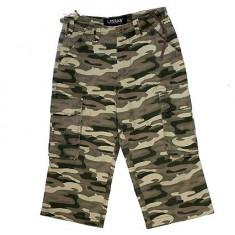 Bermude- pantaloni scurti (militari ) - barbati , cu buzunare laterale
