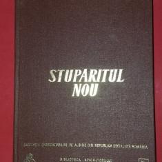 STUPARITUL NOU - HRISTEA ,EDITIE DE LUX COPERTI CARTONATE ,STARE FOARTE BUNA .