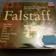 Verdi - Falstaff - Muzica Opera decca classics, CD