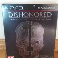 PS3 Dishonored Game of the year edition - joc original by WADDER - Jocuri PS3 Bethesda Softworks, Actiune, 18+, Single player