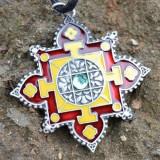Pandantiv Mandala - Pandantiv fashion