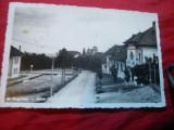 Ilustrata Targoviste - Aleea Manastirii Dealu 1943 ,cenzurata, Circulata, Fotografie