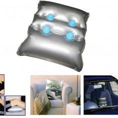 Perna Air Massager cu pornire/ oprire automata - Perna masaj