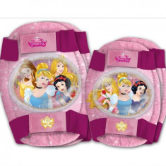 Set Protectie Cotiere Genunchiere Princess Disney Eurasia