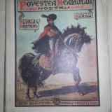 FLORIAN CRISTESCU - POVESTEA NEAMULUI NOSTRU, PARTEA III-A, DESENE DE A.MURNU - Carte veche