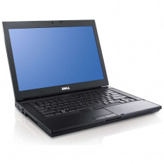 Laptop DELL Latitude E6400 C2D P8600 2.4GHz, 4GB, 160GB, baterie noua, garantie, Intel Core 2 Duo, Diagonala ecran: 14