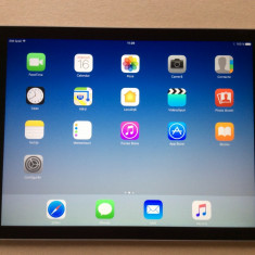 IPad Air 2 - Tableta iPad Air 2 Apple, Gri, 16 GB, Wi-Fi + 4G