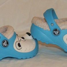 Papuci copii CROCS - nr C 6/7 - 23.5, Culoare: Din imagine