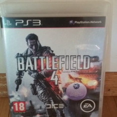 PS3 Battlefield 4 - joc original by WADDER - Jocuri PS3 Electronic Arts, Shooting, 18+, Single player