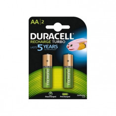 Aproape nou: Acumulatori Duracell Duralock R6 Ni-MH cod 81418261 2400mAh blister cu