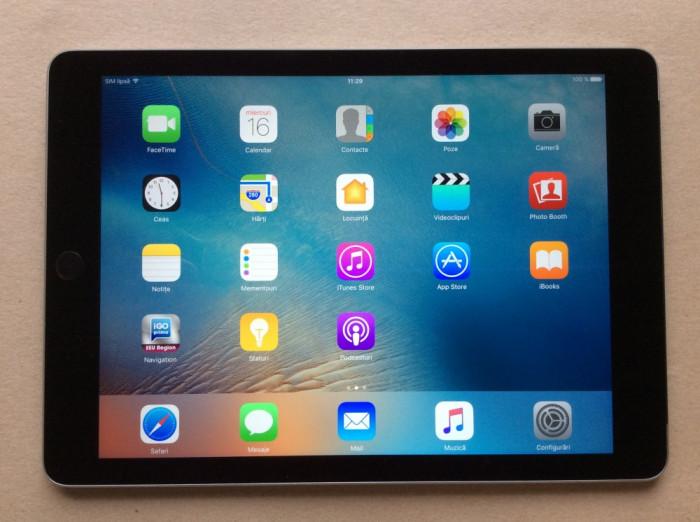 iPad Air 2 foto mare