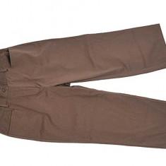 Pantaloni dama trei sfert -maro-Germania...OFERTA !!, Marime: 42