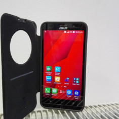 Smartphone Asus Zenfone 2 ZE551ML 32GB Dual Sim 4G - Telefon Asus, Rosu, Neblocat, 4 GB