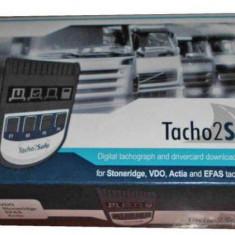 Cititor card si tahograf Tacho 2 Safe 2 - Scanner diagnoza auto